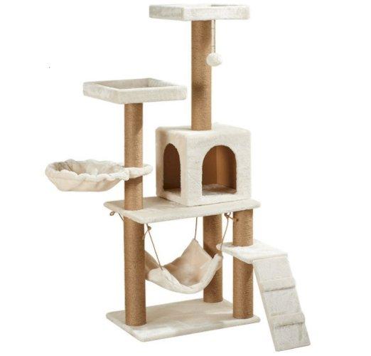 Cat Tree House Bed Hammock Climber