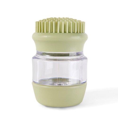 Pet Silicone Bath Massage Brush Multifunctional