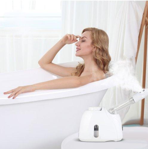 Steamer Hot Spray KD33S Hot Mist Ionic Face Steamer Open Pores For Deep Hydration Home Facial Sprayer