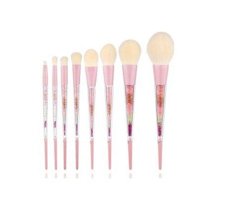 Professional Makeup Brush Set 8 pcs